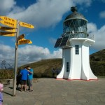 Cape Reinga - ganz im Norden
